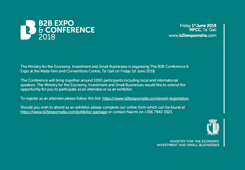 2018 B2B Expo and Conference